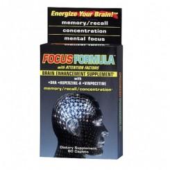 Focus Fórmula (Foco e Concentração)