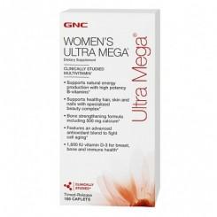 GNC Womens Ultra Mega (Multivitamínico Feminino)
