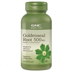 GNC Hidraste/Goldenseal 200mg (Hydrastis Canadensis)
