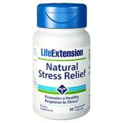 Natural Stress Relief (Alívio Natural do Estresse) Life Extension