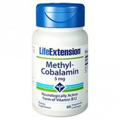 Metilcobalamina 5mg (Vitamina B-12) Life Extension