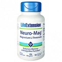 Neuro-Mag (Magnésio p/ Memória) Life Extension