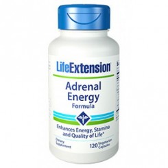 Adrenal Energy (Defesa Contra o Stress) Life Extension
