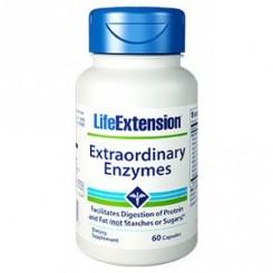 Enzimas Extraordinárias (Protease, Celulase, Lipase) Life Extension