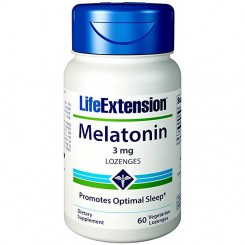Melatonina 3mg Life Extension