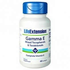 GAMA-E Tocoferol e Tocotrienol (Vitamina-E) Life Extension