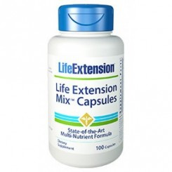 Mix Capsules (Nutrição Concentrado de Vegetais e Frutas) Life Extension