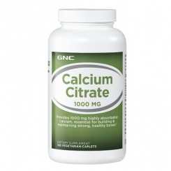 GNC Citrato de Calcio 1000 mg
