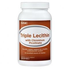 GNC Lecitina de Soja Tripla 1200mg (Colesterol)
