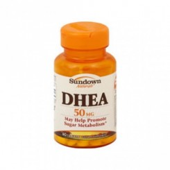 Sundown DHEA 50mg