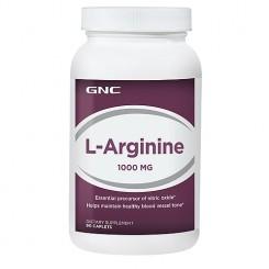 GNC L-Arginina 1000mg (Vaso Dilatador)