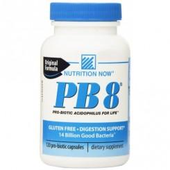 PB8 Probiótico Acidophilus (12 Bilhões de Bactérias Vivas)