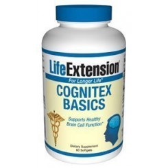 Cognitex Life Extensions (Memória e Concentração)