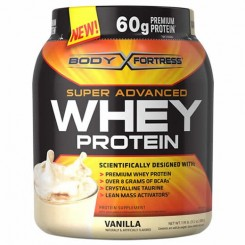 Whey Protein 60gr Body Fortress (Baunilha)