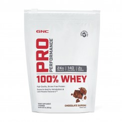 GNC 100% Whey Protein (Chocolate)