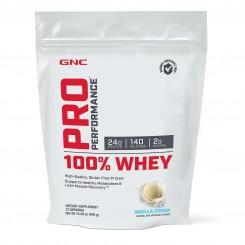 GNC Whey Protein 100% (Baunilha)