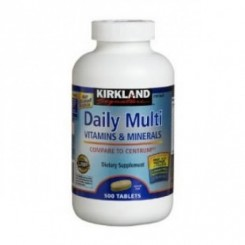 Multivitamina Diaria p/ Adultos Kirkland