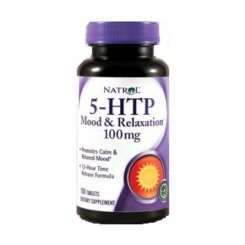 Natrol 5-HTP 100mg (Ansiedade, Stress e TPM)