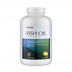 GNC Omega-3 1000mg (Óleo de Peixe)