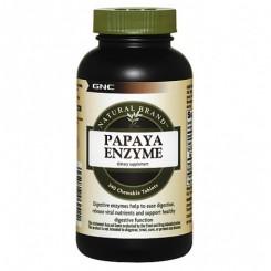 GNC Papaia Enzima (Digestão de Proteínas)