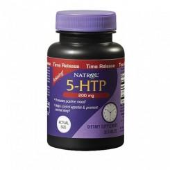 Natrol 5-HTP 200mg (Ansiedade, Stress e TPM)