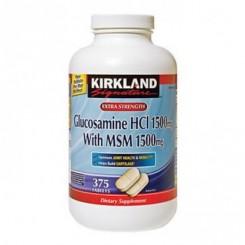 Glucosamina 1500mg + MSM 1500mg Kirkland