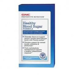 GNC Preventive Nutrition - Controle do Açucar no Sangue (Healthy Blood Sugar)