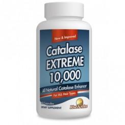 Catalase Extreme 10.000 Go-Away-Gray (Remédio p/ Eliminar Cabelos Brancos)