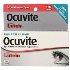 Ocuvite c/ Luteína 2mg Baush & Lomb (Saúde dos Olhos)