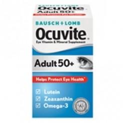 Ocuvite 50+ Baush & Lomb (Saúde dos Olhos)