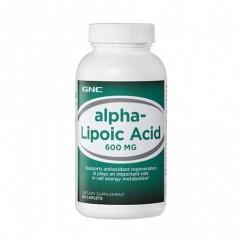 GNC Ácido Alfa-Lipóico 600mg (ALA)