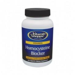 Bloqueador de Homocisteina 500mg Vitamin Shoppe