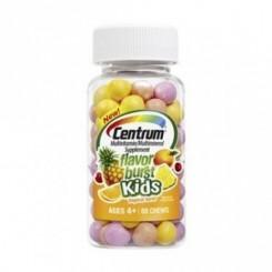 Centrum Kids 120 (Crianças Acima de 4 Anos) Sabor Frutas Tropicais