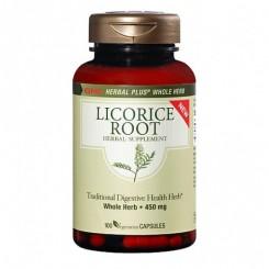 GNC Alcaçuz/Licorice 450mg (Saúde Digestiva)