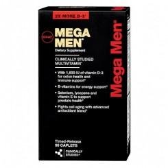 GNC Mega Men (Multivitamínico Masculino)