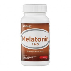 GNC Melatonina 1mg Sublingual (Insônia)