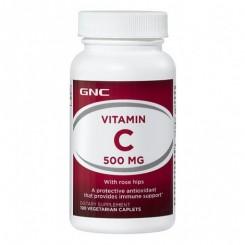 GNC Vitamina C 500mg