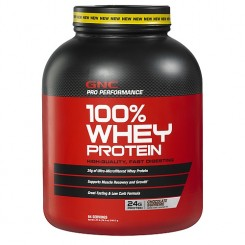 GNC Whey Protein 100% (Chocolate) 900g