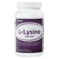 GNC L-Lisina 500mg