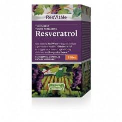 ResVitále Resveratrol 250mg (Antioxidante)